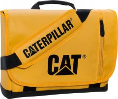 Cat Small Messanger Bag Yellow / Black