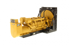 Cat 1:25 3516B Package Generator Set Core Classic Edition