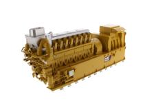 Cat 1:25 CG260-16 Gas Generator Set