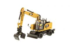 Cat 1:50 M318F Wheeled Excavator High Line Series