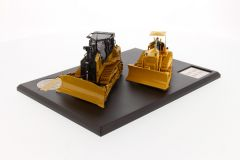 Cat 1:50 D7 (17A) & D7E Track-Type Tractor Evolution Series