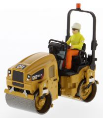 Cat 1:50 CB-2.7 Utility Compactor High Line
