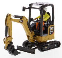 Cat 1:50 301.7 Next Gen Mini Excavator High Line