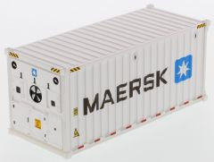 1:50 20' Refrigerated sea container MAERSK