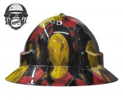 Aboriginal Flag - Cool Hard Hats