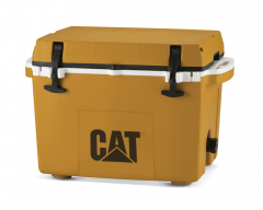 25 Ltr Cat Cooler Yellow
