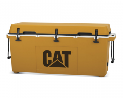 83 Ltr CAT Cooler Yellow
