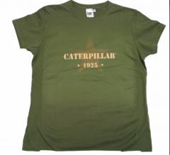 CAT Ladies Military Tee