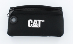 Cat Cycling Wallet