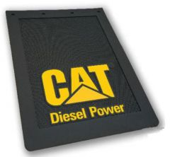 Cat Diesel Power 24' x 36' truck mud guard