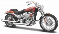 1:12 H-D 2013  XL 1200V Seventy-Two Green