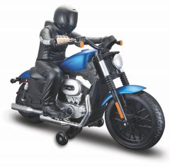 RC Harley-Davidson XL-1200N Nightster with batteries