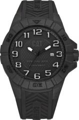 CAT Special Ops 3HD Watch Black/Black with Silicone Strap