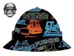 NEON DOZER - Cool Hard Hats