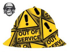 OUT OF SERVICE - Cool Hard Hats