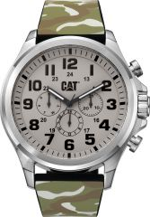 CAT Operator Multi Watch Camo Sand with Silicone Strap