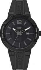 CAT Shockmaster 3HD Slim Black/Gun with Silicone Strap